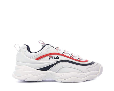 Fila Ray Low Blanche