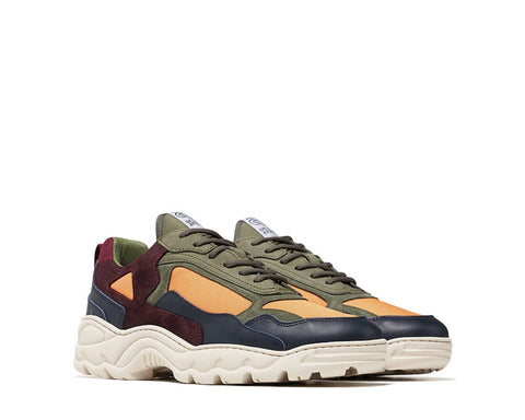 Filling Pieces Low Curve Iceman Trimix Army Green