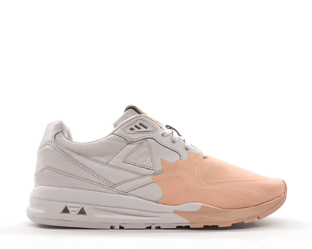 "Le Coq Sportif LCS R800 Sorbet Pack ""Optical White"" 1810291"