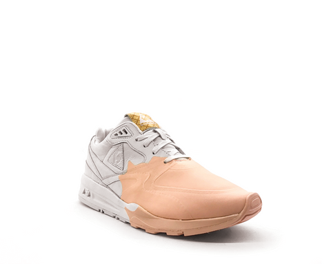 "Le Coq Sportif LCS R800 Sorbet Pack ""Optical White"""