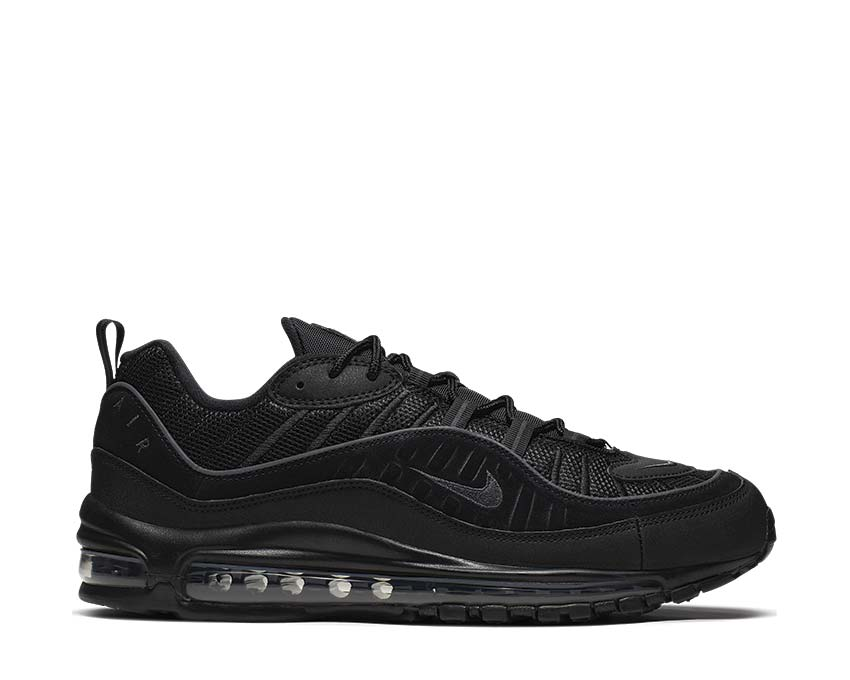 Nike Air Max 98 Black Anthracite CQ4028-001