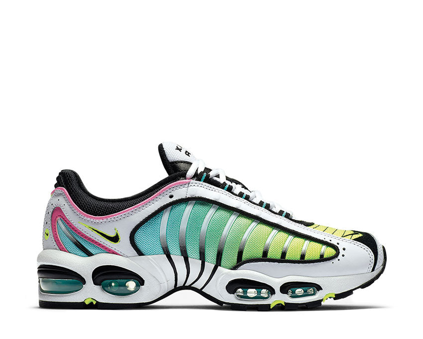 Nike Air Max Tailwind IV White Black China Rose Aurora Green AQ2567-103