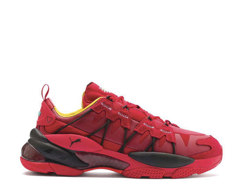 Puma LQD Cell Omega Manga Cult Hugh Risk Red 370735 01