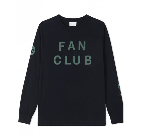 Wood Wood Han Long Sleeve Navy