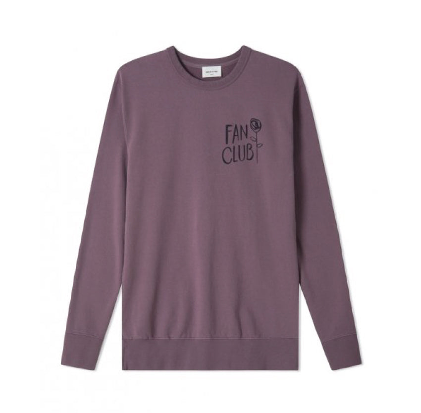 Wood Wood Hugh Sweatshirt Purple 11835619-2426