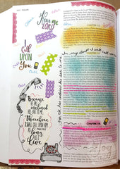 Call on the Lord | Bible Journaling Clear Stamp Set