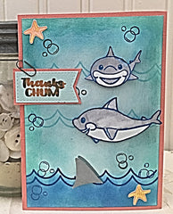 Baby Shark Clear Stamps