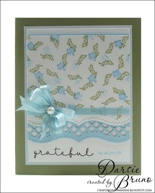 Thank You for Everything Clear Stamps - Joy Clair - 5