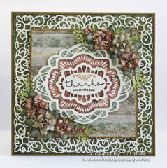 Thank You for Everything Clear Stamps - Joy Clair - 4