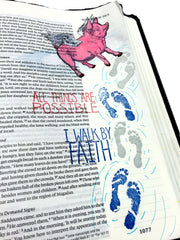 Clear Stamps - All Things Possible | Bible Journaling Clear Stamps - Joy Clair - 2