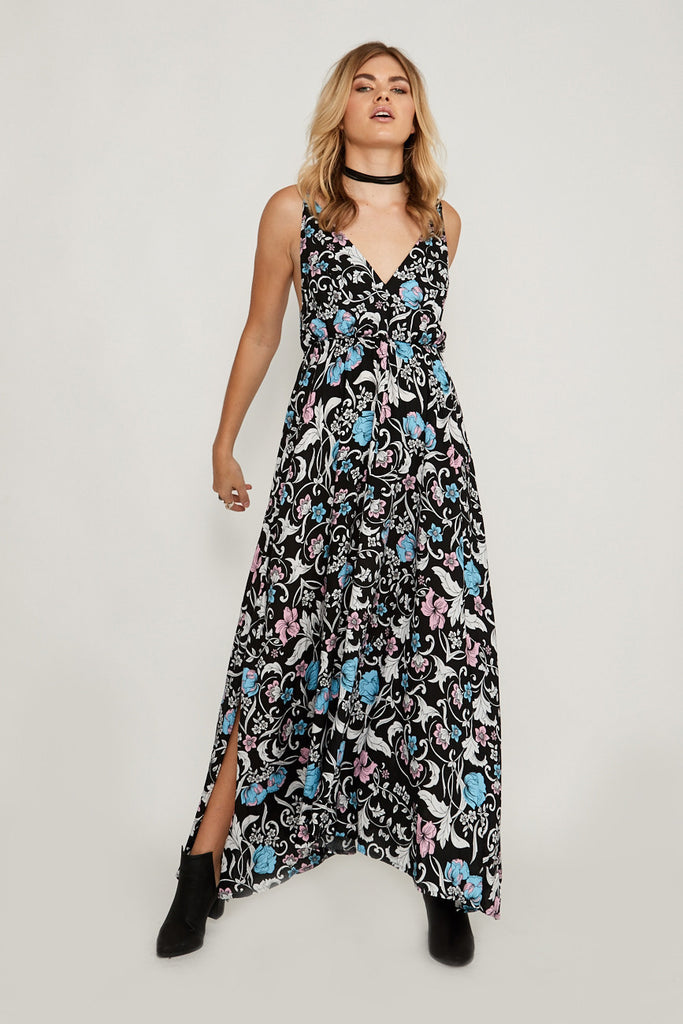 Gypsy Rose Maxi Dress