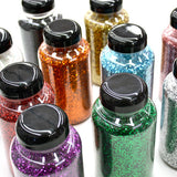 "Rose Glitter - Regular .040"" (16 oz)"