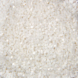 "White Glitter - Regular .040"" (16 oz)"