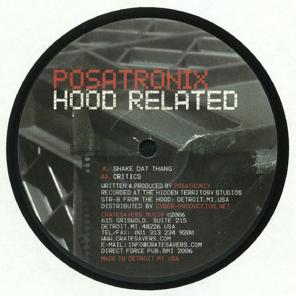 Posatronix - Hood Related