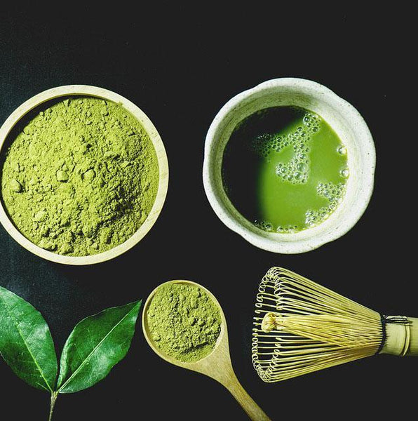 Difference between Matcha and green tea powder