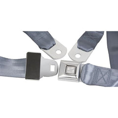 Push Button Style Lap Belt-RetroBelt