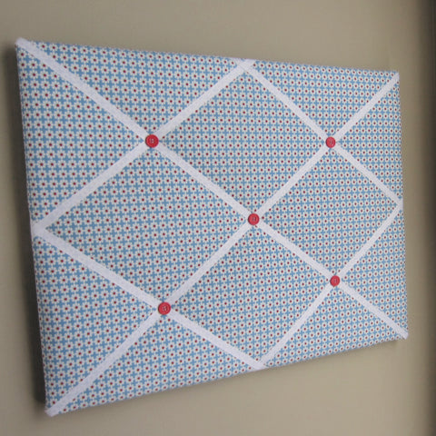 "16""x20"" Memory Board or Bow Holder-Daisy Bloom Sky - Hold It!"