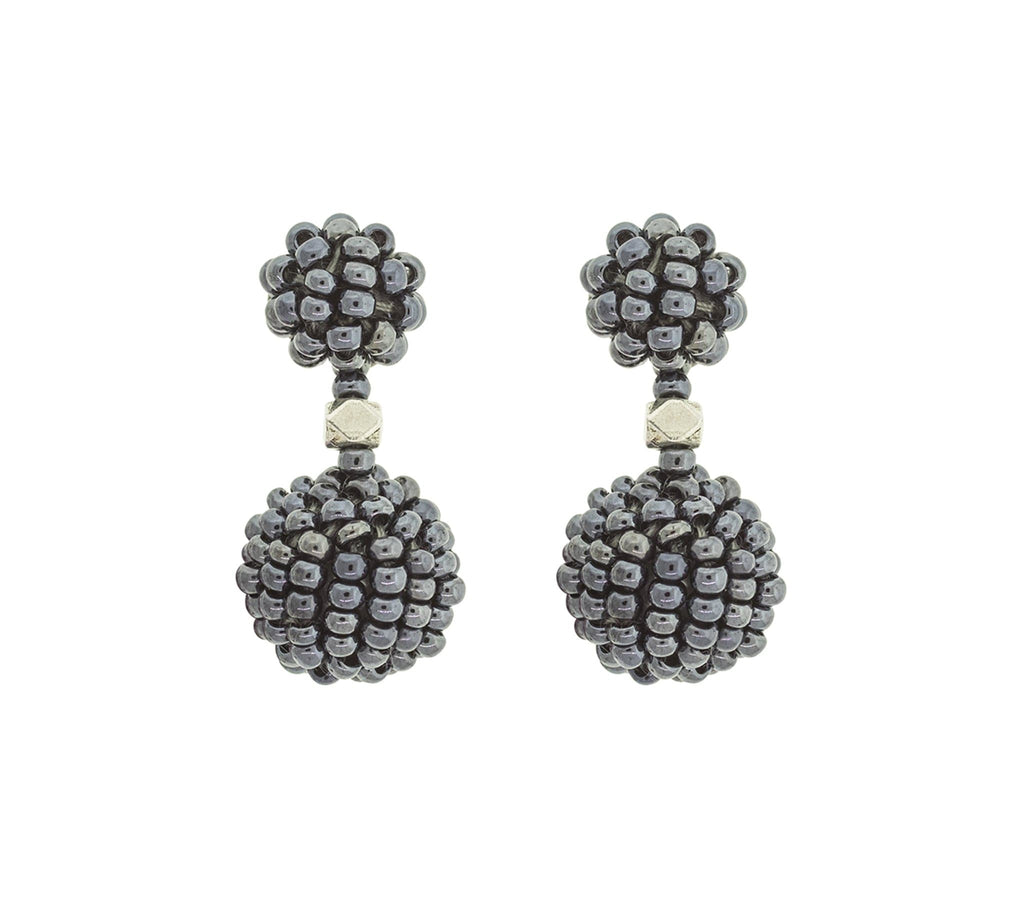 <br>The Waldorf Earring<br> Steel