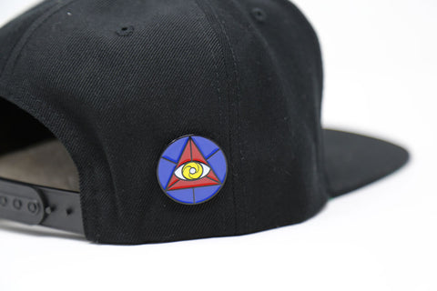 Eye of Spirit Pin