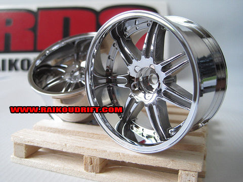Mikuni Factory Gnosis chrome GS5 +7