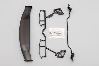 Yokomo Mazda RX-7 FD RE Amemiya body accessory kit