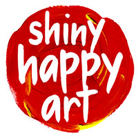 Shiny Happy Art