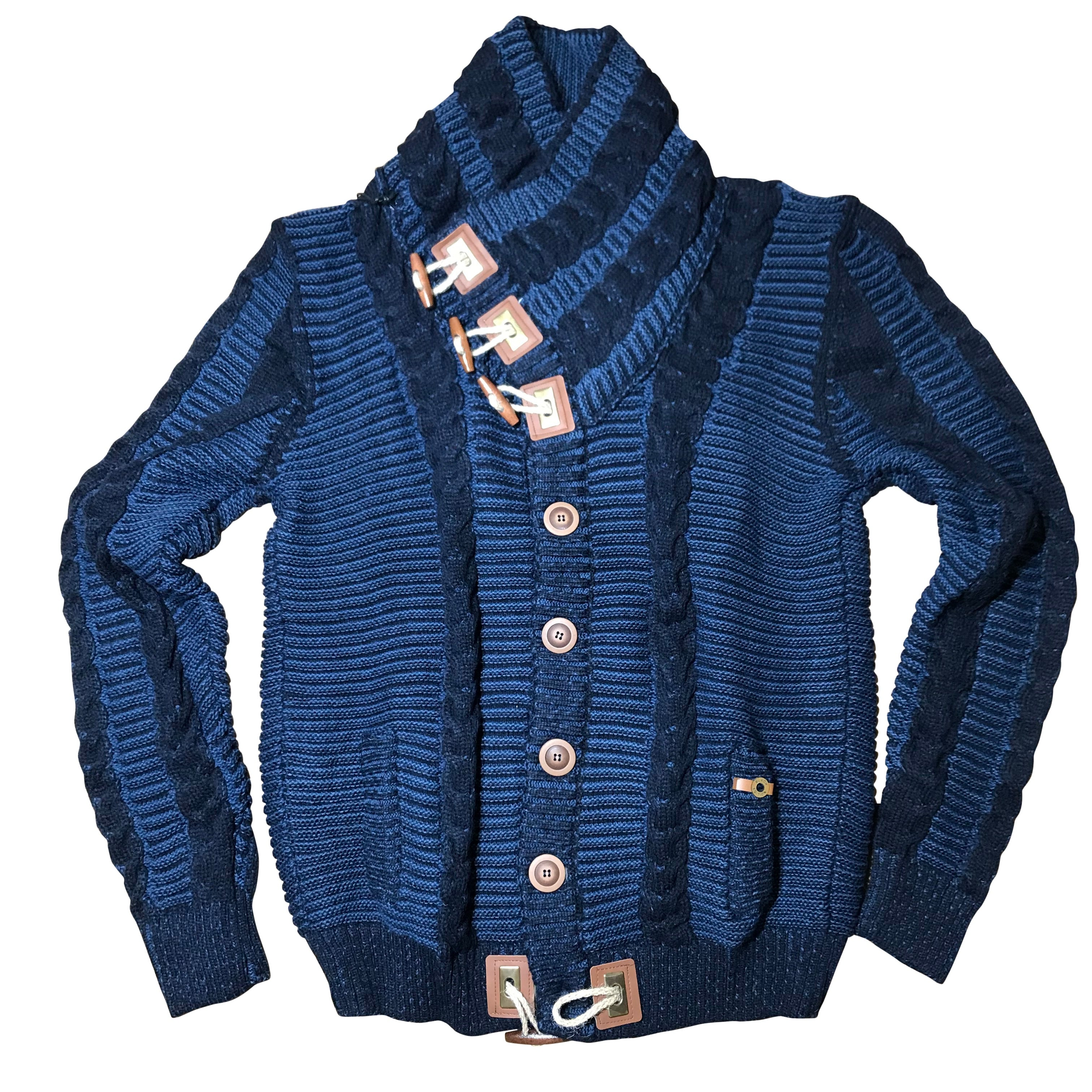 LCR SWEATER NAVY/BLUE