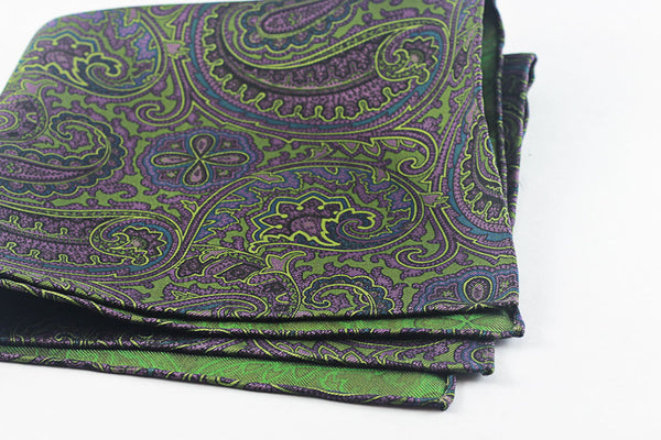 Avocado Large Paisley