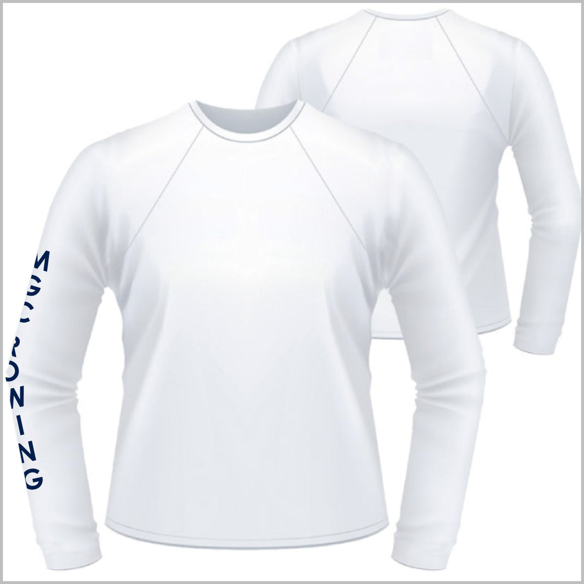 Melbourne Girls College L/S UVP