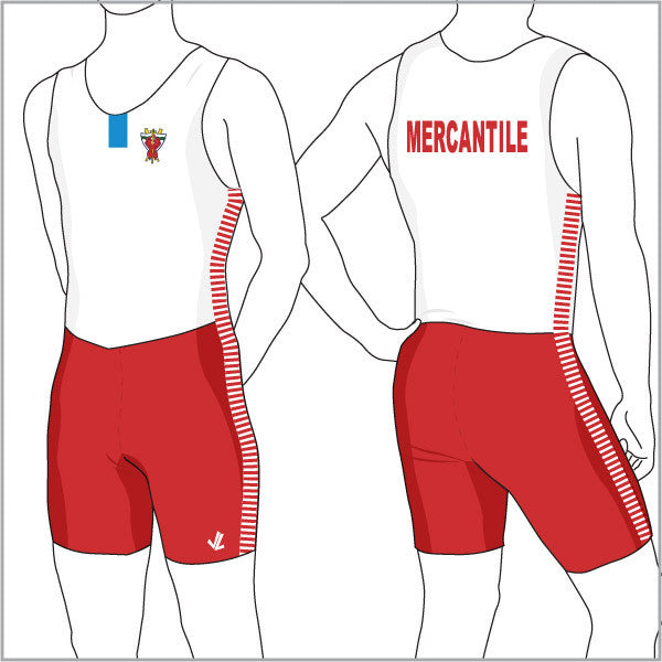 Mercantile RC Racing Unisuit Men
