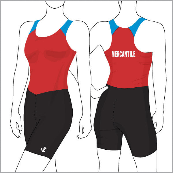 Mercantile RC Training Unisuit Women