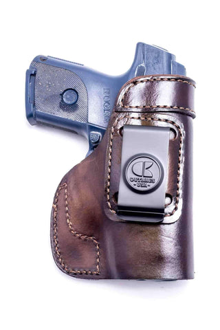 The LS2 - IWB Leather Holster