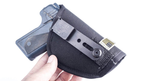 NCT31 · Nylon IWB Holster with Comfort Tab