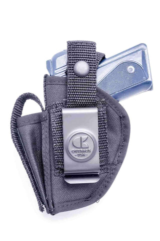 NSC31 · Nylon OWB Holster with Mag Pouch