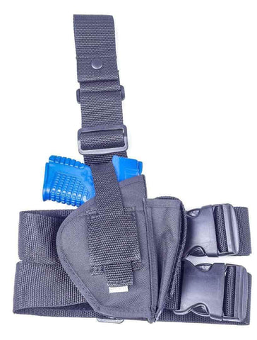 NTAC30 · Premium Nylon Thigh Holster with Mag Pouch