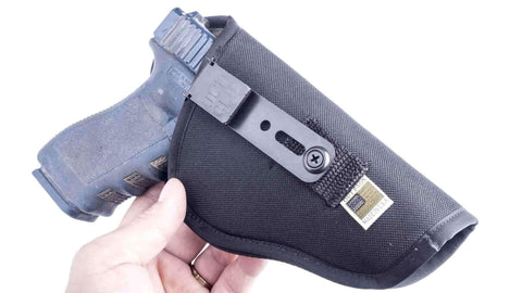 NCT16 · Nylon IWB Holster with Comfort Tab