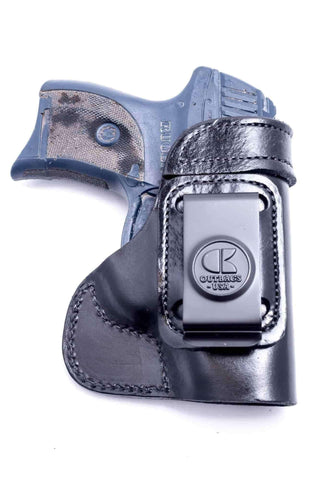 The LS3 - IWB Leather Holster