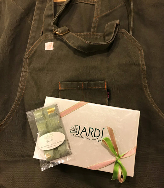 Mother's Day Apron Gift Set