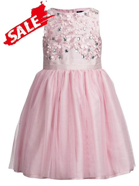 Baby Pink Frock (4-6Yrs)