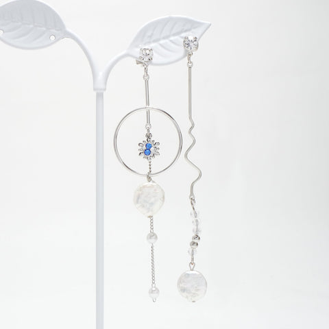 The Melody Of Love Earrings [Best]