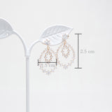 Chandelier Elegance Earrings [Touch Your Heart]