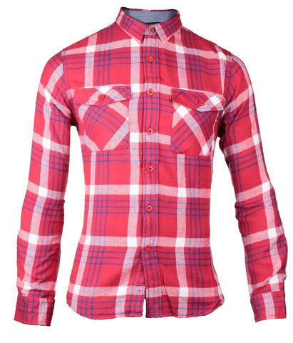 Red 2611093 Tango Long Sleeve Shirt