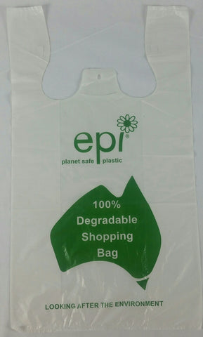 Singlet Bags Degradable