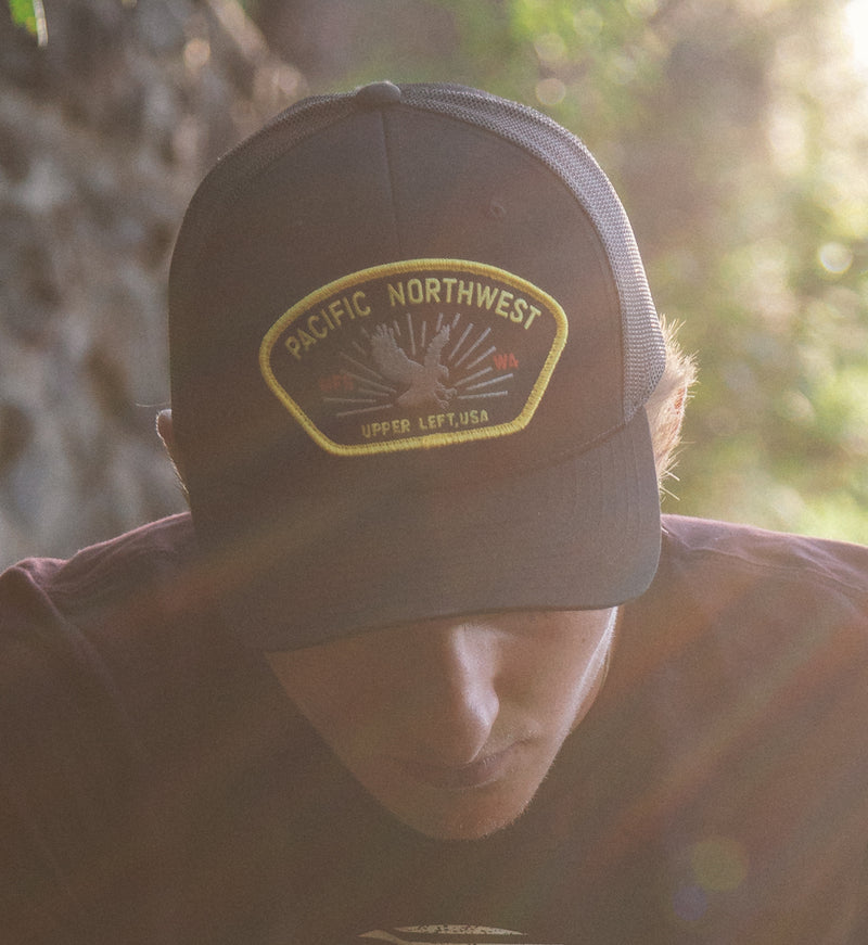 Commander Trucker Hat - The Great PNW