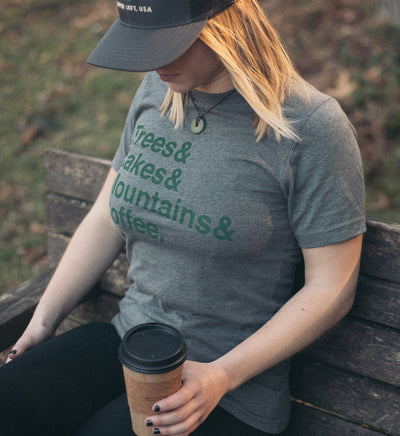 Jetset Tee - The Great PNW