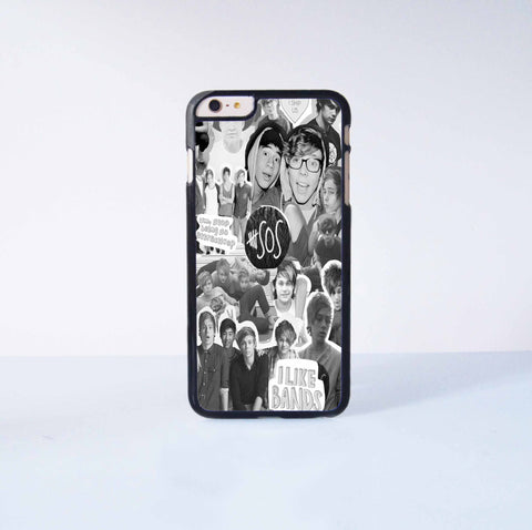 5SOS Plastic Case Cover for Apple iPhone 6 Plus 4 4s 5 5s 5c 6