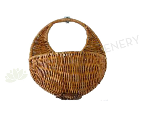 ACC0006 Cane Hanging Baskets Avail in 3 Sizes