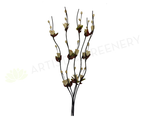 DS0039A Décor Sticks with Flowers 167cm (2 Styles)