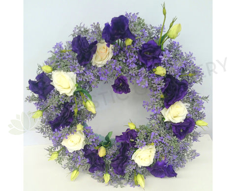 Dockers Theme Floral Wreath 30cm / 40cm / 50cm