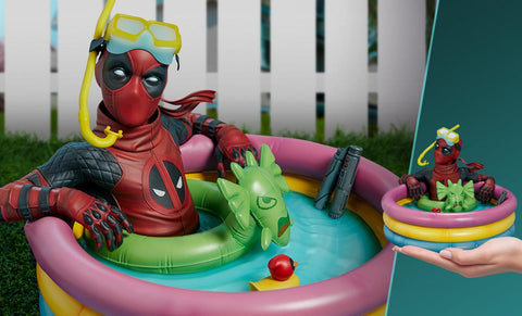 PRE-ORDER: Sideshow Collectibles Kidpool Premium Format Figure